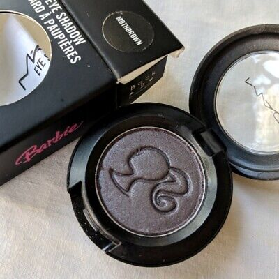 $47.99 • Buy Rare/DC'd LE MAC For Barbie Moth Brown Taupe Grey Eye Shadow
