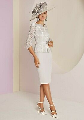 £100 • Buy Veni Infantino , Mother Of The Bride Outfits Size 10
