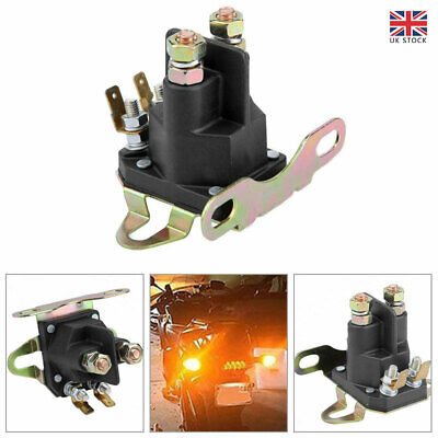 £9.34 • Buy Universal 4-pole Starter Solenoid Relay For BRIGGS STRATTON Motorboat Lawn Mower