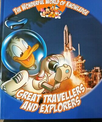£1.70 • Buy Disney The Wonderful World Of Knowledge - Great Travellers And Explorers