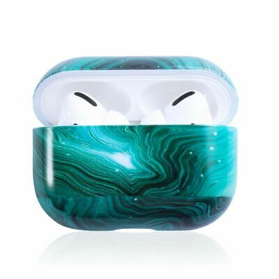 $ CDN12.87 • Buy Marble Pattern Glossy Soft TPU Skin Cover Case For AirPods Pro, Green