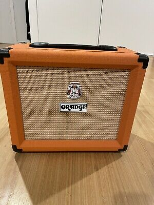 AU123.25 • Buy Orange Crush 20W Guitar Amplifier Combo 8  Speaker Used In As New Condition