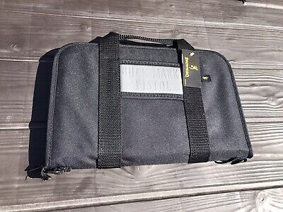 """£9.99 • Buy Airsoft - Genuine """"Browning"""" Padded Pistol Case.- New"""