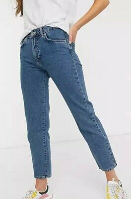AU15 • Buy Pull And Bear Mom Jeans Regular Brand New With Tags Size AU12/EU40