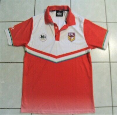 AU40 • Buy MONARO DIVISON CRL NSW Country Championships Rugby League POLO SHIRT
