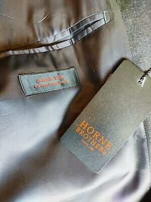 £32 • Buy New With Tags. Horne Brothers Mid Grey Fine Wool Suit. Chest 48R Waist 42R