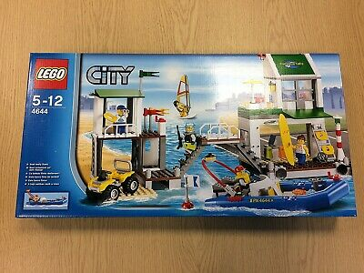 £78 • Buy LEGO 4644 City Marina [Harbour] From 2011 |  New, Unopened & Great Condition