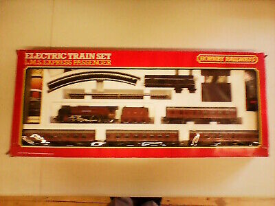 £120 • Buy OO Gauge Hornby R791 LMS Express Passenger Train Set (4 Coaches)  NEW, Old Stock