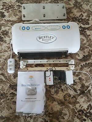 £150 • Buy Bentley The Ultimate Mobility Bath Lift Aids Disabled, Excellent Used Condition.