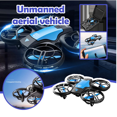 AU56.33 • Buy Mini Drone Nano Plane RC Quadcopter Helicopter Best Drone For Kids And Beginners
