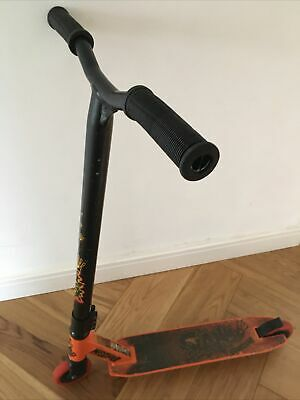 £20 • Buy Slam Mischief Scooter, Orange Black, Max Weight 100kg, Age 8 And Over