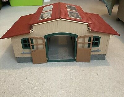 £25 • Buy Schleich 42195 Stable With Fences