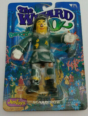 £15.02 • Buy Wizard Of Oz Vintage Just Toys Bendable Scarecrow Figure