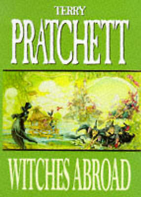 £4.10 • Buy Witches Abroad By Terry Pratchett (Hardcover, 1998)