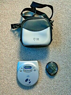 £7.99 • Buy Personal Programmable Cd Player Cd-149 10 Sec Esp System / Tested & Working