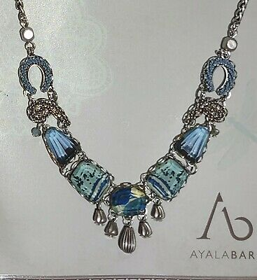 £85 • Buy Ayala Bar Dream Weaver Necklace Radiance Collection With Box