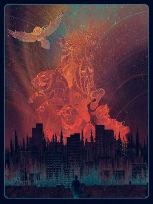 £54 • Buy KEVIN TONG: THOSE MADE NEW Limited Edition Print Not Mondo