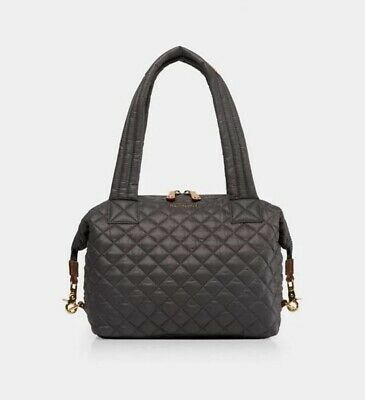 $81 • Buy NWT Authentic MZ Wallace Medium Sutton Bag In Magnet SOLD OUT!!