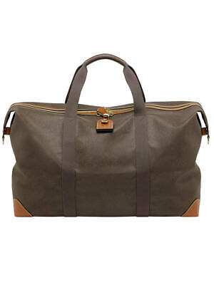 £695 • Buy Mulberry Clipper - Weekend Holdall Bag - Scotchgrain Leather - Large