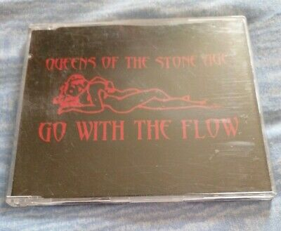 £4.99 • Buy Queens Of The Stone Age - Go With The Flow - CD Single