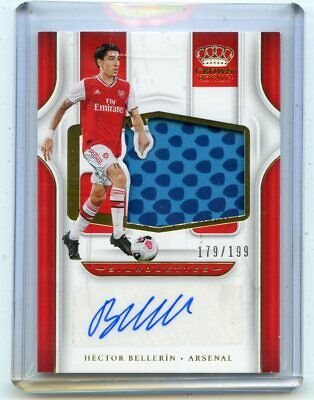 £7.52 • Buy 2019-20 Panini Chronicles Crown Royale #s-hb Hector Bellerin Auto Patch #179/199