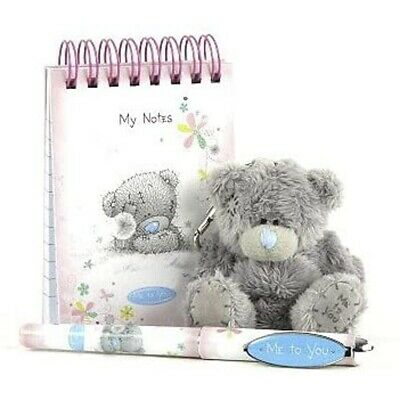 £12.50 • Buy Me To You Notepad Ballpoint Pen And Plush Tatty Teddy Bear Gift Set