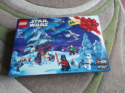 £42.50 • Buy Lego 75279 Star Wars Advent Calendar 2020 NEW AND SEALED