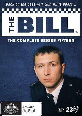 £99.99 • Buy The Bill -Complete ITV Series 15 (DVD) UK Compatible - Sealed