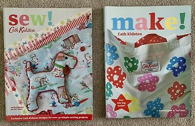 £5.99 • Buy 2 X Cath Kidston Sew And Make Book Bundle - Sewing Craft Books Lot