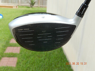 $180 • Buy Used TaylorMade M4 Drive 8.5° Fujikura ATMOS Stiff Shaft With Headcover New Grip