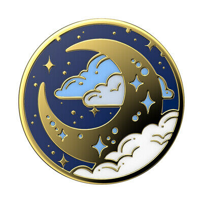 AU18 • Buy Popsockets Enamel Fly Me To The Moon PopGrip Swappable Gen2 Mount For IPhone
