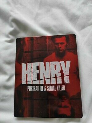 £8 • Buy Henry: Portrait Of A Serial Killer - Limited Edition Blu-Ray Steelbook
