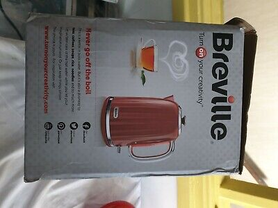 £23 • Buy Breville Impression Collection Red Kettle, 3000W