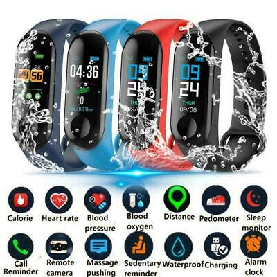 $ CDN1.71 • Buy Smart Watch Band Bluetooth Fitness Tracker Bracelet For Android & IPhone LOT