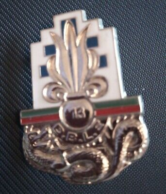 £15 • Buy French Foreign Legion Badge - 13th D.B.L.E. Regimentaire C. 2011