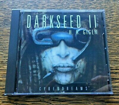 $ CDN55.72 • Buy Dark Seed II (PC) Cyberdreams H.R. Giger  Rare PC Game In Pristine Condition