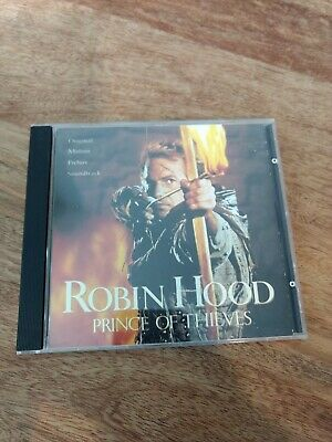 £5 • Buy Robin Hood, Prince Of Thieves, CD, Movie Soundtrack, VG Complete,