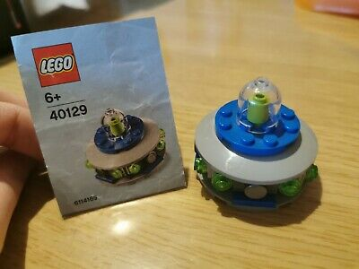 £5 • Buy Lego 40129 6+ Mini Spaceship Preowned Complete