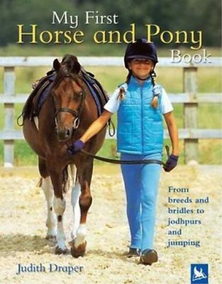 £6.07 • Buy My First Horse And Pony Book, Draper, Judith, Used; Good Book