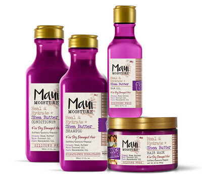 £14.95 • Buy Maui Moisture Heal & Hydrate + Shea Butter Hair Products