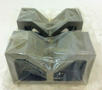 £120 • Buy Pair Of Heavy Duty Engineers Vee Blocks   150 X 95 X 65mm   New Boxed And Sealed