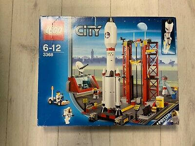 £75 • Buy Lego 3368 City Space Centre Rocket Launcher New Sealed Retired