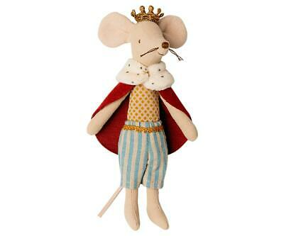 £19.50 • Buy Maileg Mice King Mouse - BRAND NEW
