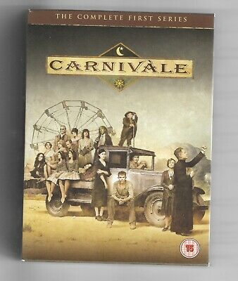 £6 • Buy Carnivale: Complete First Season DVD Region 2 Nick Stahl Very Good Condition
