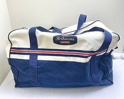 £69.99 • Buy Original 1985 Rothmans Racing Carry Holdall Bag Superbikes Le Mans