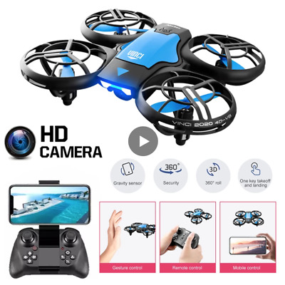 AU56.80 • Buy Drone For Kids - Mini Drones For Kids RC Drone, Equipped With 2.4Ghz 4CH