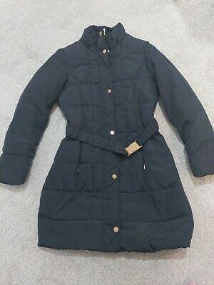 £19.80 • Buy Girls Zara Coat Age 11-12 Feather/Down Filled See Description