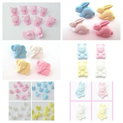 £2.20 • Buy 10 Novelty Animal Buttons Baby, Childrens, Craft Supply 12mm / 15mm