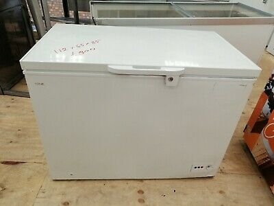 £300 • Buy LOGIC Commercial 290Ltr Chest Freezer Stainless Steal Worktop 112cm L300CFW14