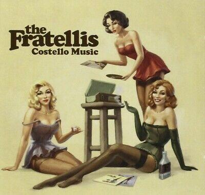 £1.25 • Buy The Fratellis - Costello Music Cd - Song Lyrics In Booklet - Same Day Postage*